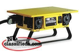 Electrical Power Boxes, for indoor/outdoor applications.