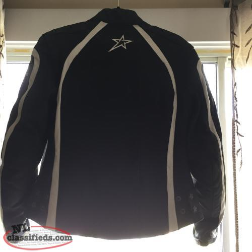 Ladies FXR Jacket with Armour