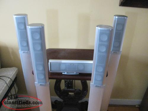 FIDEK Surround Sound Speaker Set