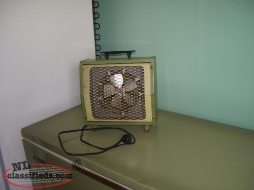 vintage electric heater