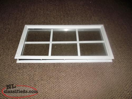 GLASS for garage doors