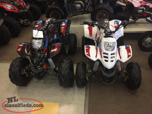 MINI QUADS ALL SIZES