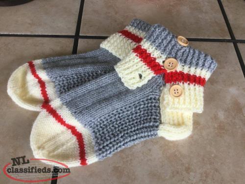 Slippersocks Beer Mittsgloves And More Conception Bay South