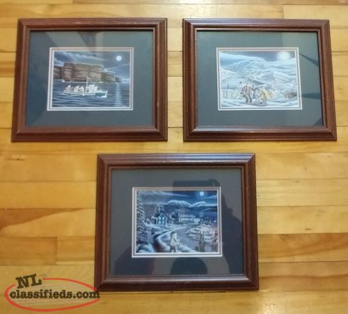 Mummers Framed Prints by Rod Hand