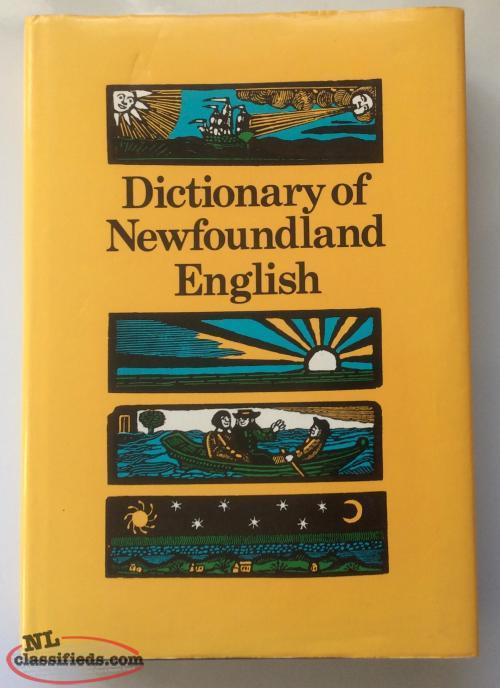 Newfoundland Dictionary