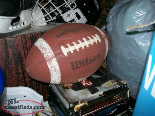 Wilson Football in great condition