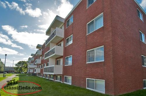 Apartments for Students! Walking distance from MUN! 1st month only $99.00