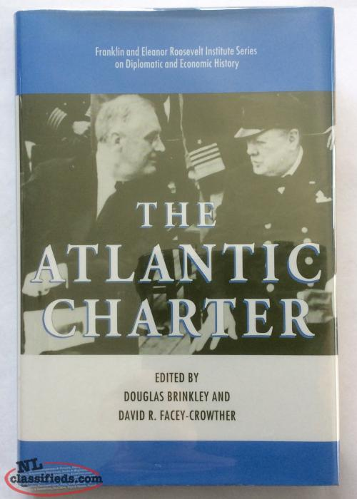 WWII Atlantic Charter, Placentia Bay