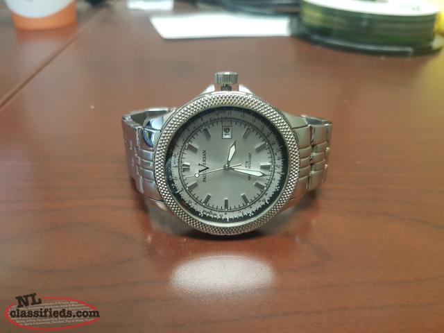 Paul Versan 41 MM Stainless Steel watch