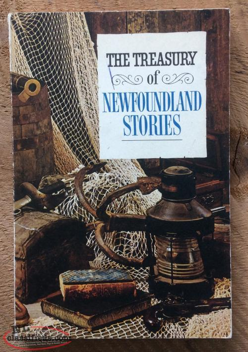 Treasury of Newfoundland Stories