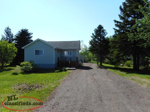 Extensively Renovated Home on 1.6 acres of Land in Gfw!
