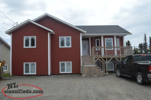 3 Bedroom House, Arnold's Cove, For Rent.