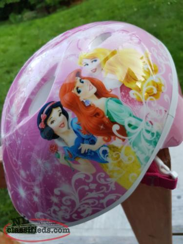 Disney Princess toddler bike/rollerblade helmet