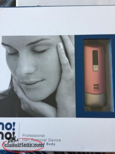 No! No! Hair removal system