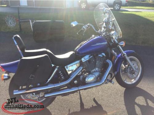2006 Honda Shadow Spirit 1100