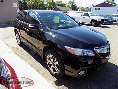 Acura RDX K New Tires And Brakes Call - Acura rdx brakes
