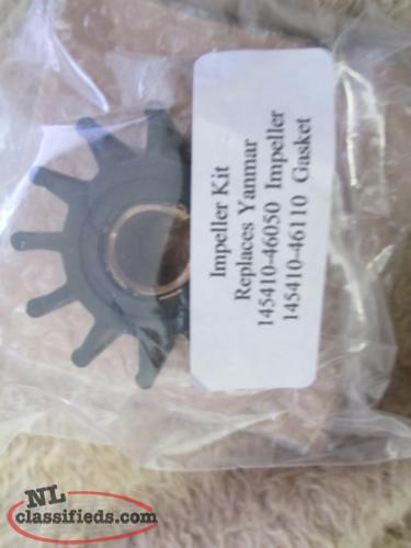 yanmar impeller 3qm