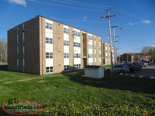 First Months Rent $99.00 - 1 Bedroom in the heart of Grand Falls!