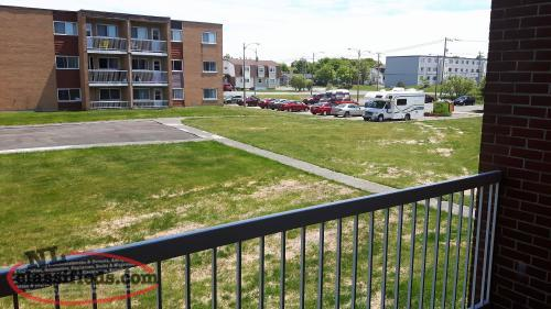 First month only $99.00 - 2 bdrm on St. Laurent Street