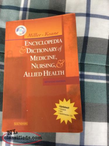 Encyclopedia & Dictionary of Medicine, Nursing, and Health