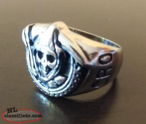 Samcro Sons of Anarchy Ring