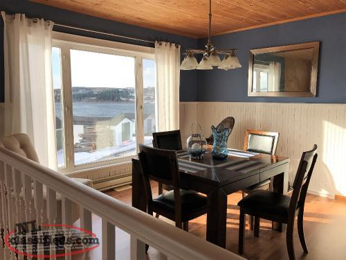2 Apt Beachfront Home for Sale in Arnold's Cove