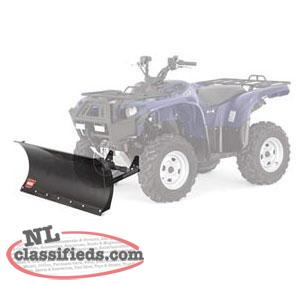 **WARN / CLICK N GO 2** ATV / SXS Plow Systems