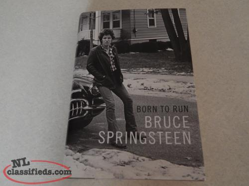 Bruce Springsteen Biography For Sale - Hardcover