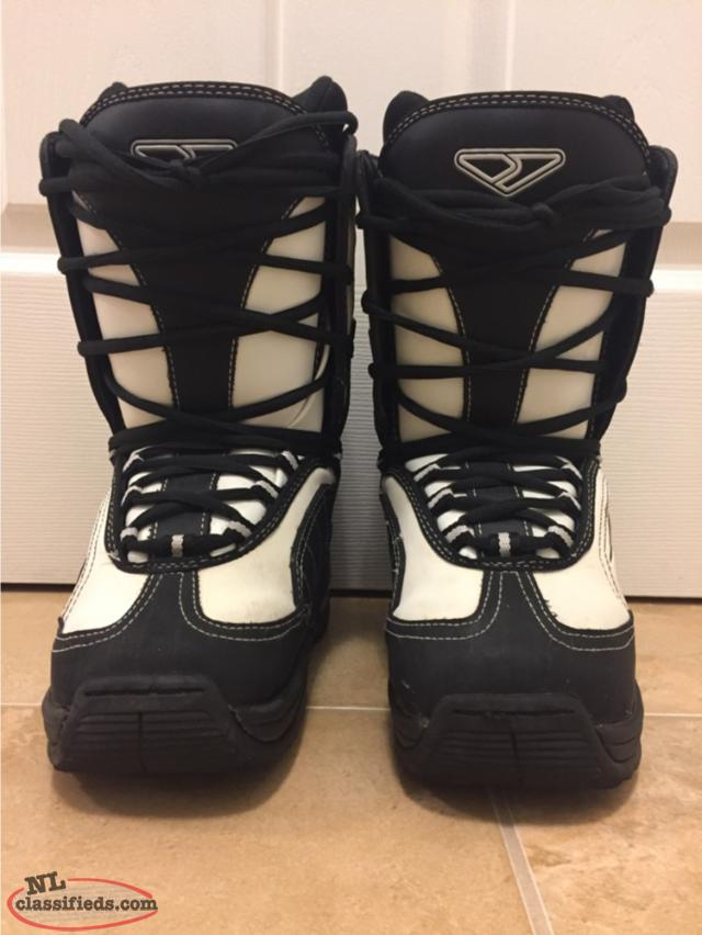 Women's FXR Boots - Size 6