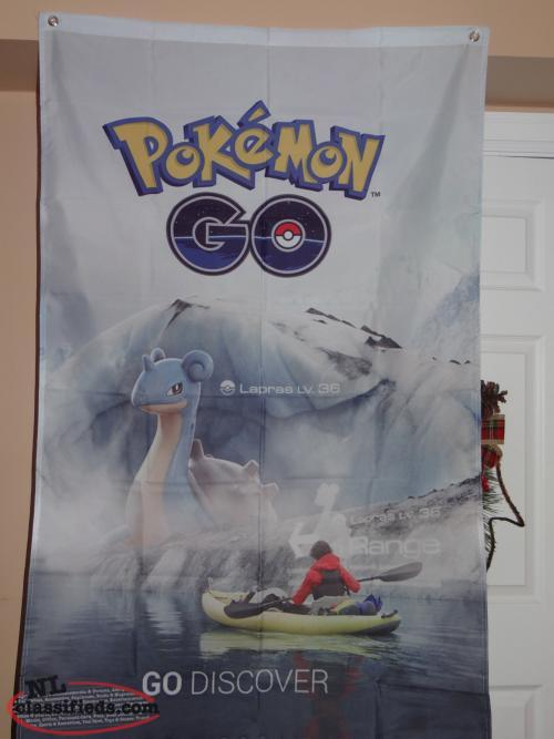 Pokemon Go Banners ( NEW PRICE)