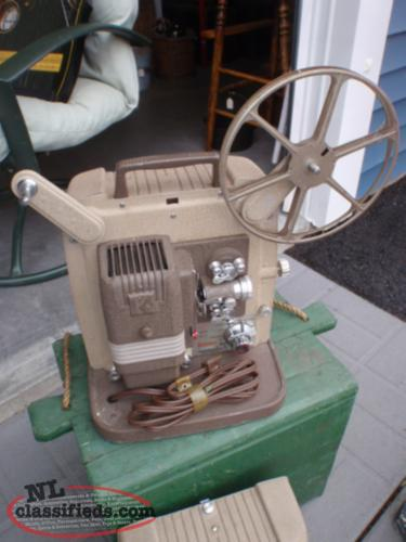 vintage keystone 100 8 mm projector