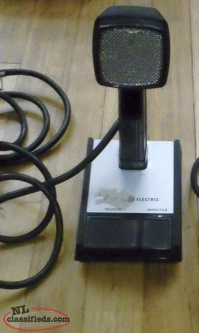 Shure Desk Microphone for CB or HAM radios