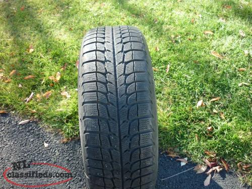 1 17IN. FIRESTONE FR710 M+S A/S TIRE P215/55R17