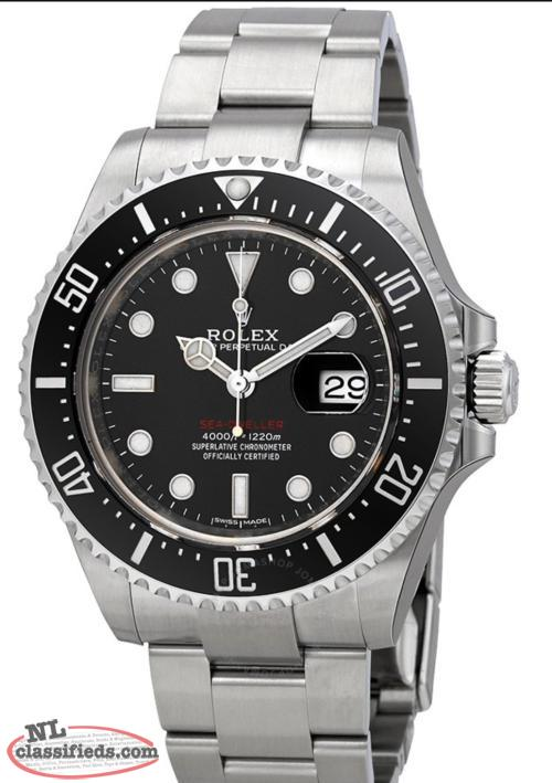 Wanted Rolex Men's watch