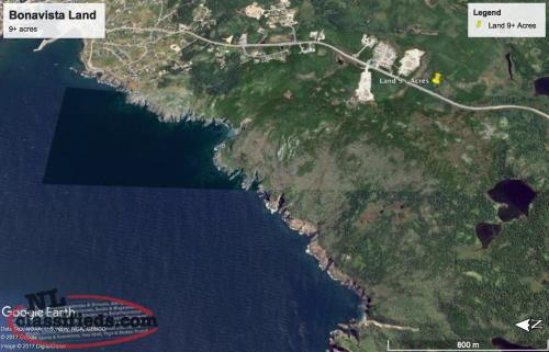 9+ acres Bonavista Bay Highway