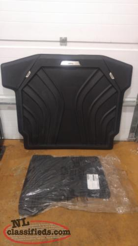 BMW X6 - Rear Liner Protector and Mats