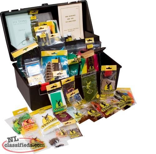 Wanted to Buy Fly Tying Kits and or Fly Tying Supplies