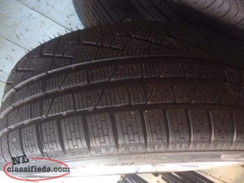 Brand new BMW tire and rim 245/40/19