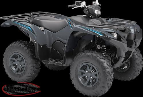 2018 700 YAMAHA GRIZZLY EPS SE GREY
