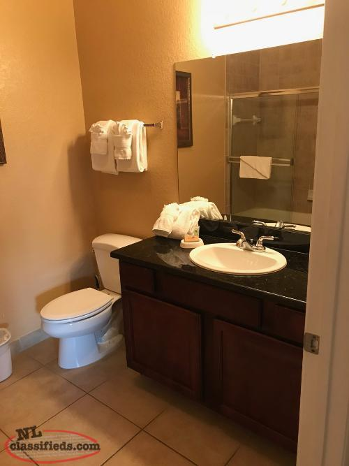 Florida Vacation Condo – 10 Mins from Disney 3BDRM 2BTHRM