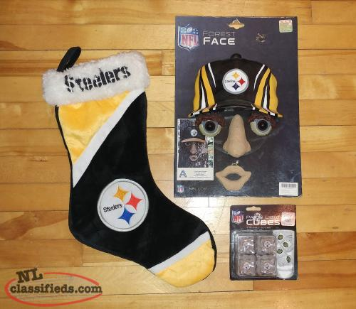 Pittsburgh Steelers Items (New)