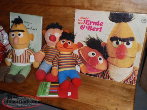 bert and ernie collectables