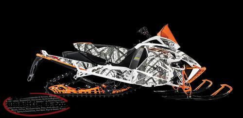 2017 ARCTIC CAT ZR 8000 LTD CAMO-NEW NONCURRENT UNIT !!