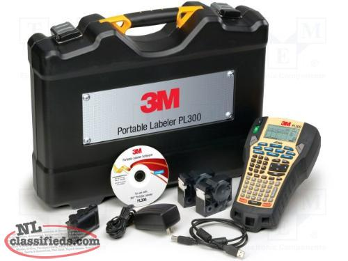 3M PL3000 Labeller for Professionals. Easy to use.