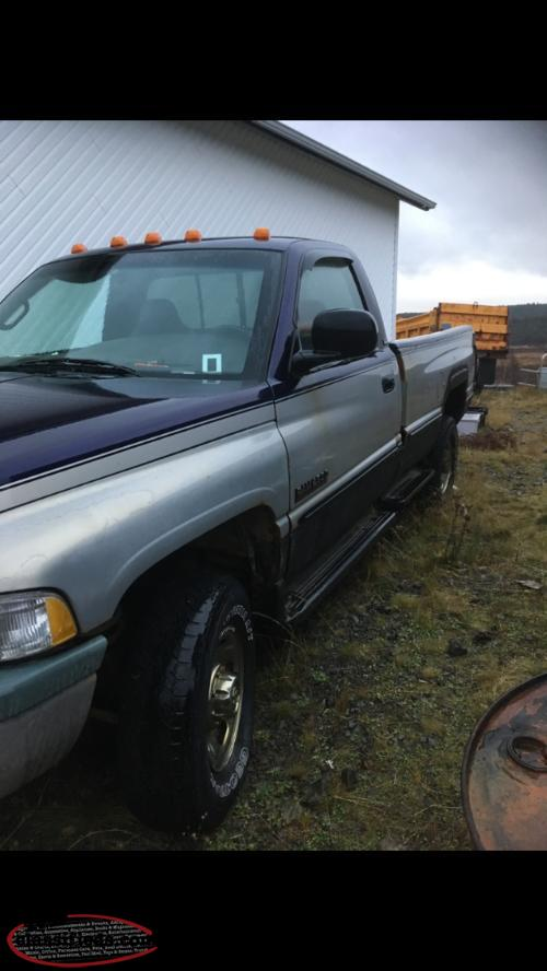 Dodge Ram Diesel 2500 PARTS ONLY