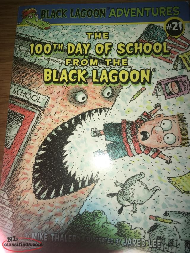 The 100th Day Of School From The Black Lagoon Book