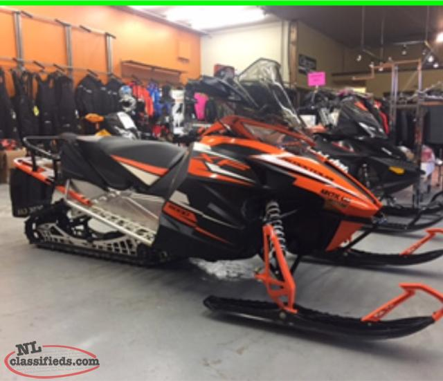 2015 Arctic Cat Cross Tour 6000