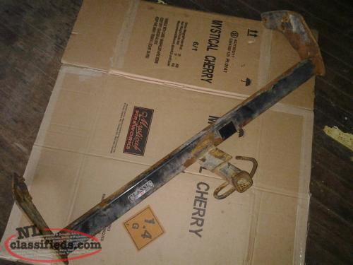 chevy s10 trailer hitch