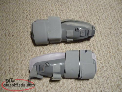 2 Gel cast Ankle Braces For Sale