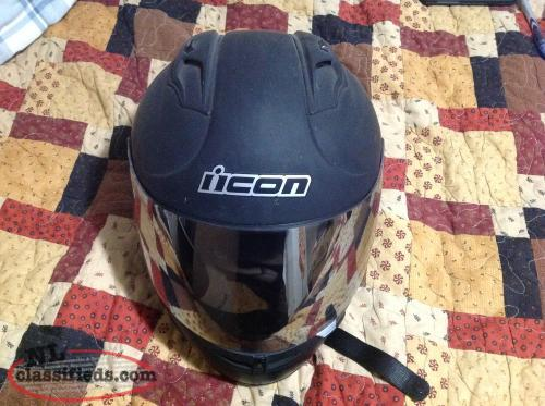 Motorcycle Icon helmets